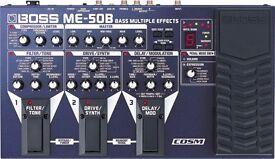 Ex-Demo BOSS ME-50B Multi Effects Pedal
