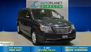2014 Chrysler Town & Country Touring, Back Up Cam, $71/Wk!