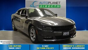 2015 Dodge Charger SXT, Heated Seats, Bluetooth, $74/Wk!