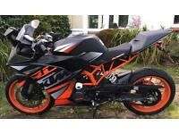 Ktm rc 125 2015 only done 1000 mile