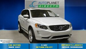 2017 Volvo XC60 AWD T5 Special Edition, Navi, $161/Wk!