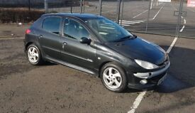 2005 Peugeot 206 Sport HDI 2.0 Diesel 5 Door - MOT April 2019 - Cheap Car