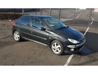 2005 Peugeot 206 Sport HDI 2.0 Diesel - MOT April 2019 - 3 MONTH WARRANTY