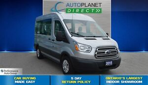 2015 Ford Transit XLT w/Sliding Pass-Side Cargo Door, $111/Wk!