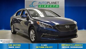 2015 Hyundai Sonata GL, Back Up Cam, Bluetooth, $50/Wk!