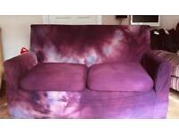 Sofa tie dye (habitat)