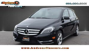 2013 Mercedes-Benz B-Class Sports Tourer B250|PANOROOF|HARMAN...