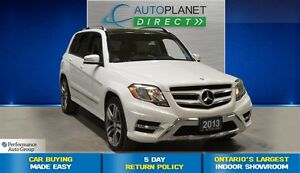 2013 Mercedes-Benz GLK-Class GLK 350 4MATIC, Pano Roof, $117/Wk!