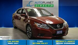 2016 Nissan Altima 2.5 SV, Sunroof, Ontario Vehicle, $67/Wk!
