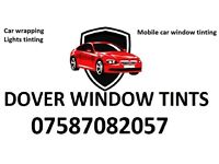 Car and houses window tinting
