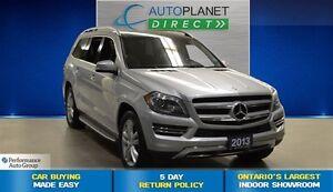 2013 Mercedes-Benz GL-Class 350 BlueTEC 4MATIC, Premium/DriverAs