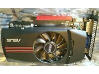 ASUS Geforce GTX550 Ti graphics card