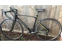 Merida Ride 95 Comp Carbon Di2 Road Bike 50cm/S