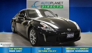 2014 Nissan 370Z Touring, Bluetooth, Heated Seats, $123/Wk!