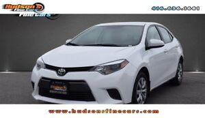2016 Toyota Corolla LE ECO | HEATED SEAT | BACK UP CAM| LOADED