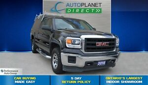 2014 GMC Sierra 1500 CLEAN CARPROOF, Ontario Vehicle, Tow Pkg, $
