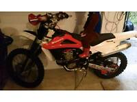 Husqvarna te 450 2010.... Last chance to buy cheap...