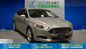 2016 Ford Fusion SE, Back Up Cam, Bluetooth, $58/Wk!