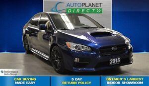 2015 Subaru WRX STi , Ontario Vehicle, Heated Seats, $123/Wk!