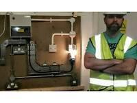 Handyman/electrical installer