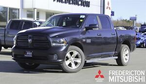 2013 Ram 1500 SPORT! CREW! HEATED SEATS! NAV!
