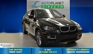 2013 BMW X6 xDrive35i, Sunroof, Back Up Cam, $166/Wk!
