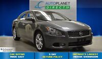 2014 Nissan Maxima SV + CLEAN CARPROOF + Bluetooth + Sunroof + H