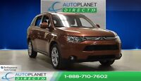 2014 Mitsubishi Outlander GT AWC + Navi + Rear View Cam + Leathe