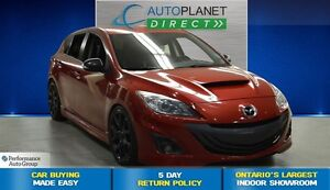 2013 Mazda Mazdaspeed3 MSP3, Navi, Bluetooth, $78/Wk!
