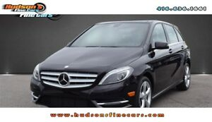 2014 Mercedes-Benz B-Class Sports Tourer B250|4MATIC|PANOROOF...