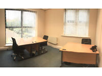 3 DESK OFFICE SPACE to Rent - Whitehills Business Park
