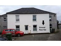 PRIVATE RENTAL - 1 Bed Ground Floor Flat - St Erth Praze - (Nr Hayle - 1.5 miles)