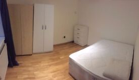 2 DOUBLE ROOMS CANNING TOWN ALL BILLS INCLUSIVE £130