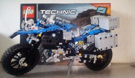 Lego Technic 42063 BMW Motorbike