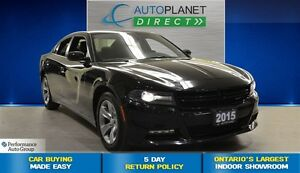 2015 Dodge Charger SXT, Bluetooth, Heated Seats, $76/Wk!