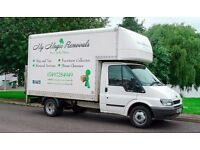 Man and van services From £25, House & office Removal, Same day service, Sofa & furniture collection