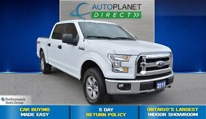 2015 Ford F-150 XLT, Bluetooth, Keyless, $117/Wk!