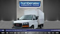 2014 GMC Savana 3500 CUBE - 12 FT