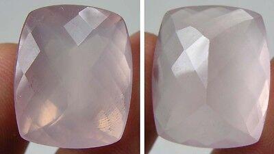26.90Ct or 5.35g Brazil 100% Natural Rose Quartz Clean Crystal Gemstone