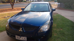 2004 Mitsubishi magna VRX Mildura Centre Mildura City Preview