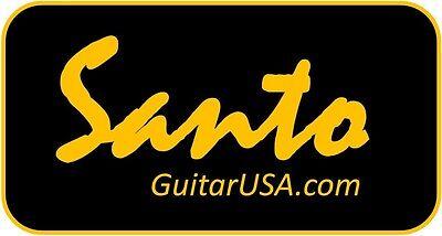 Santo Guitar USA