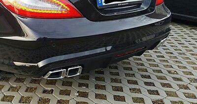 Original AMG Mercedes OEM W218 CLS 63 Diffusor *NEU*