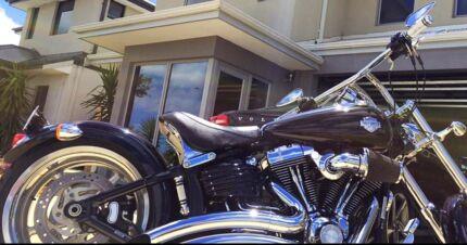 Harley Davidson Rocker C 2010