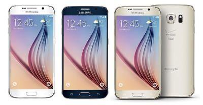 Samsung Galaxy S6 G920V 32/64/128 GB Verizon GSM UNLOCKED