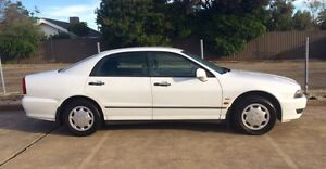 2002 MITSUBISHI MAGNA AUTOMATIC FULL SERVICE HISTORY Windsor Gardens Port Adelaide Area Preview