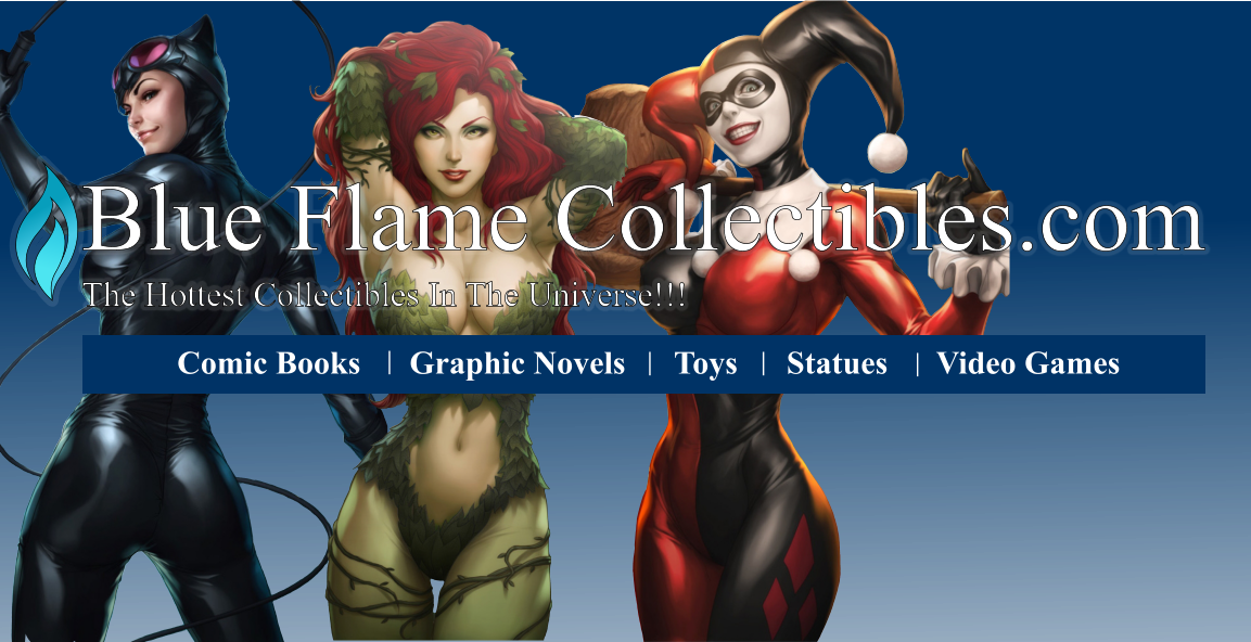 Blue Flame Collectibles