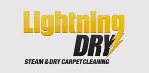 Lightning Dry Steam and Dry Carpet Cleaning Joondalup Joondalup Area Preview