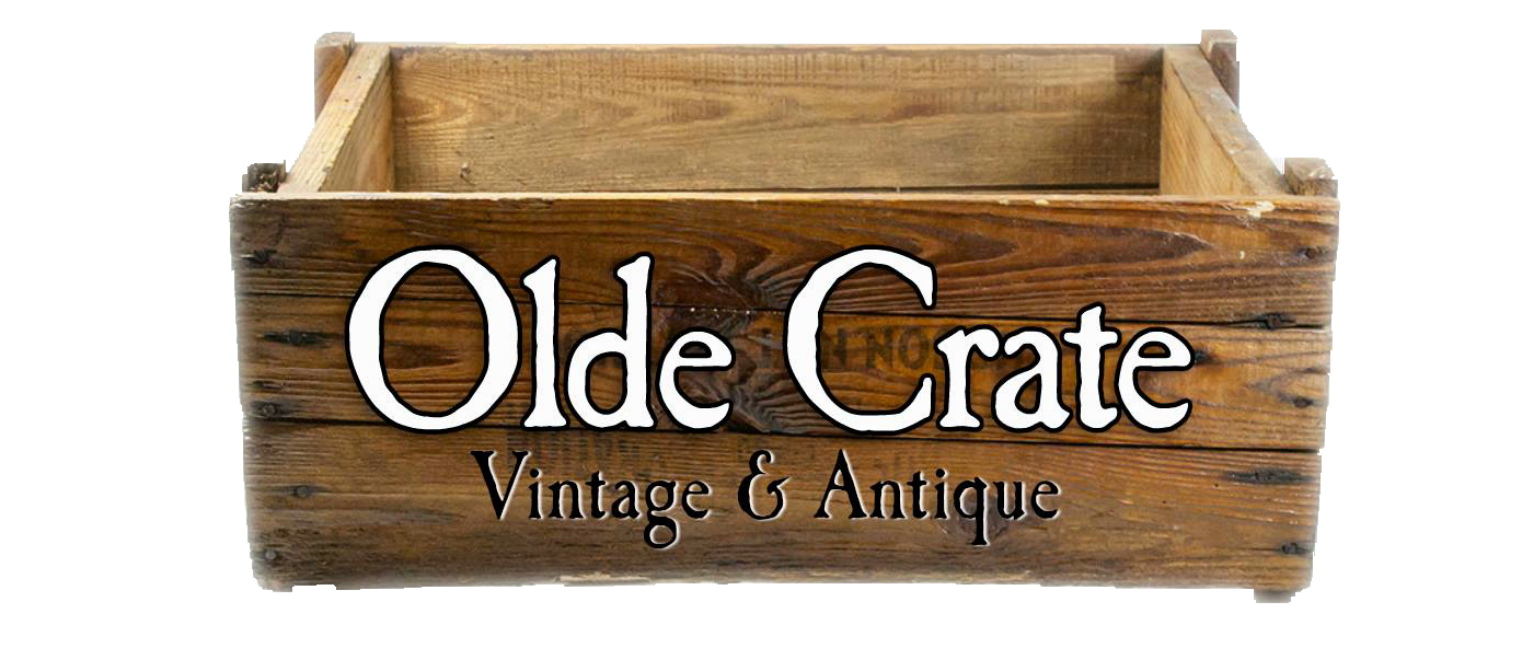 OLDE CRATE VINTAGE & ANTIQUE