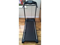 Everlast treadmill with speakers and aux/MP3 connection