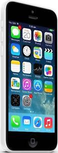 iPhone 5C 16 GB White Bell -- One month 100% guarantee on all functionality